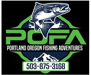 Portland Oregon Fishing Adventures Logo